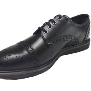 Scarpe uomo moda casual   eleganti stile inglese in PELLE fondo gomma 39R08  – Passo Passo Store d0cbeced4c6