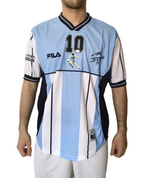 Maglia Calcio FILA Edizione Limitata Maradona