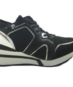 san francisco 6be50 89ca5 Scarpe Donna Casual/Moda Sneaker Pierre Cardin in Tessuto con Zeppa C842